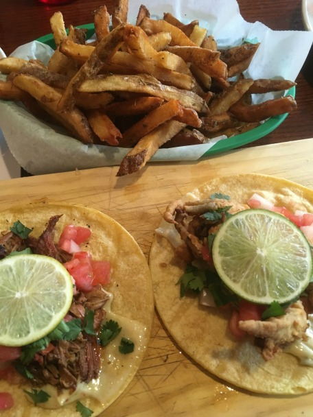 hammerheads tacos and fries